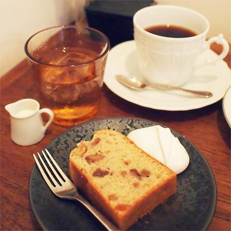 盛岡「六月の鹿」のコーヒー