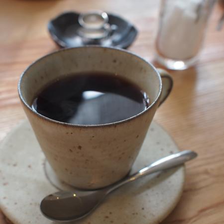 盛岡クラムボンのコーヒー