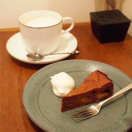 盛岡「六月の鹿」の手作りケーキ
