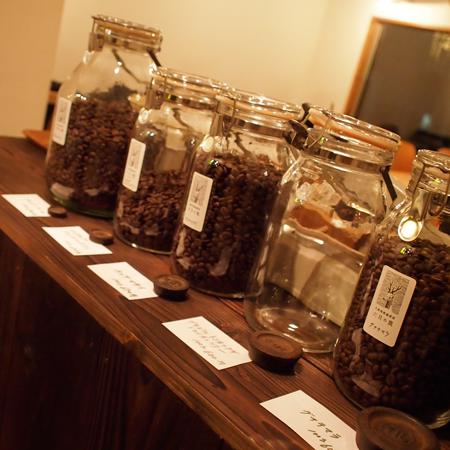 盛岡「六月の鹿」のコーヒー豆