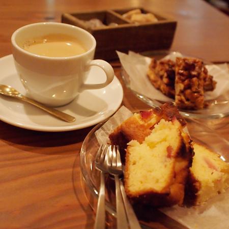 盛岡材木町のスペイン料理「tad y mitad(ミタイミタ)」のデザート
