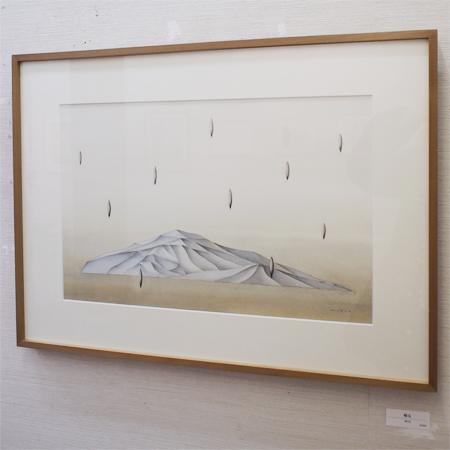 盛岡アート「ギャラリー彩園子」の田村晴樹の絵