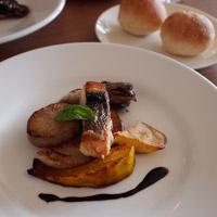 家庭的な地中海料理「ミタ イ ミタ」の女子的ランチ