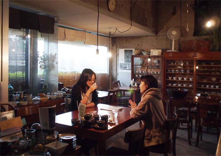 盛岡レストラン「くふや」の風景