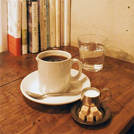 盛岡内丸のカフェcarta(カルタ)のコーヒー