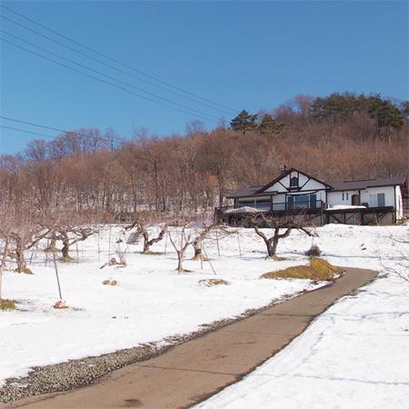 盛岡黒川の「mi cafe ミ カフェ」の外観