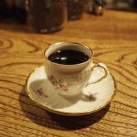 盛岡本町通の喫茶店「機屋」のオールドコーヒー