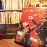 盛岡菜園のカフェ、バー「パノニカ」のレコード