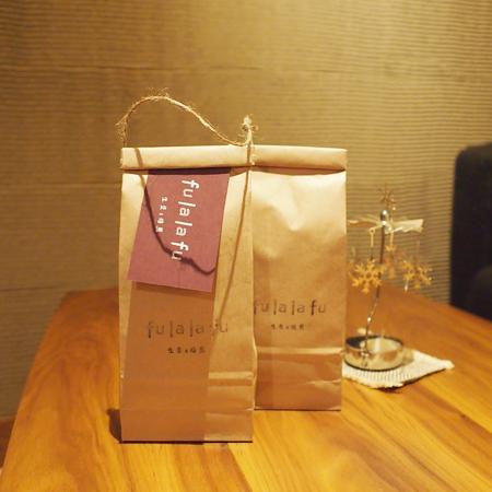 盛岡鉈屋町の生豆コーヒー店「fulalafuフララフ」のコーヒー