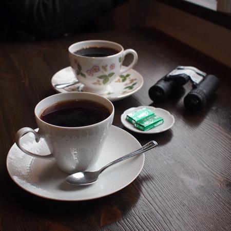 盛岡雫石のカフェ「風光舎」のコーヒー