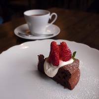 盛岡雫石のカフェ「風光舎」のケーキ
