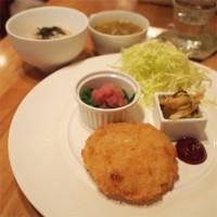 盛岡中ノ橋のマクロビレストラン「ウサギボタニカ」のランチ