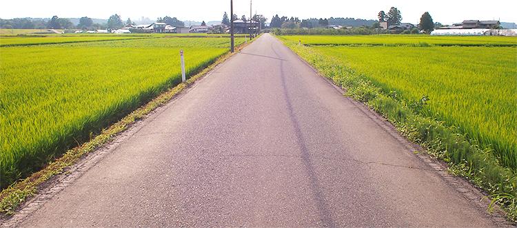 岩手県奥州江刺のMizusaki Note「ミズサキノート」周辺