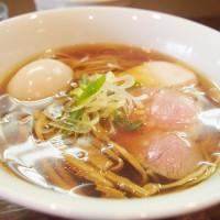 盛岡西青山のラーメン店「らぁめん サンド」のラーメン