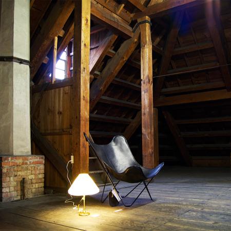 盛岡清水町にある「旧石井県令邸」の内観